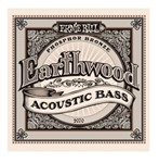 Ernie Ball 2070 Earthwood Phosphor Bronze Acoustic Bass, 45-95
