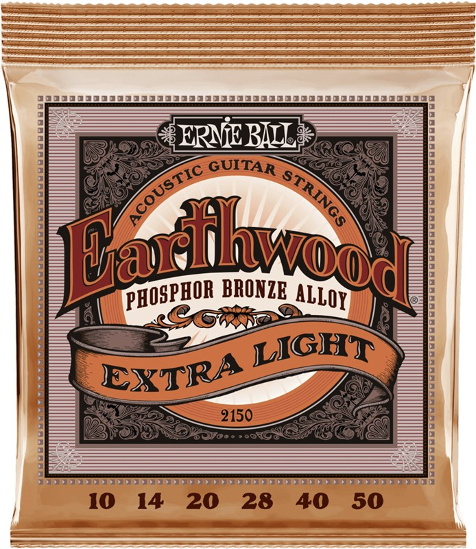 Ernie Ball 2150 Earthwood Main
