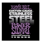 Ernie Ball 2245 Stainless Steel Power Slinky Electric, 11-48