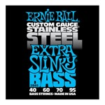 Ernie Ball 2845 Stainless Steel Extra Slinky Bass (40-95)