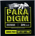 Ernie Ball Paradigm Regular Slinky 10-46 3 Pack