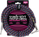 Ernie Ball 6063 Instrument Cable 25ft Front