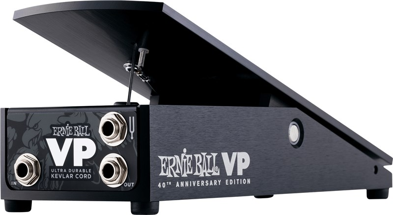 Ernie Ball 40th Anniversary Volume Pedal Main