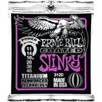 Ernie Ball 3120 Coated Power Slinky (11-48)