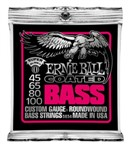 Ernie Ball 3834 Coated Super Slinky Bass Strings (45-100)