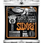 Ernie Ball 3115 Coated Skinny Top Heavy Bottom (10-52)