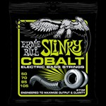 Ernie Ball 2732 Cobalt Bass Regular Slinky Bass, 50-105