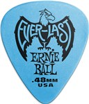 Ernie Ball Everlast .48mm Blue Pick