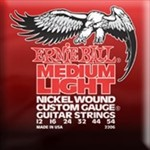 Ernie Ball 2236 Nickel Wound Electric, Medium Light, 12-54