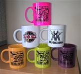 Ernie Ball Mug (Yellow Regular Slinky)