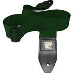 Ernie Ball 4050 Polypro Strap, Forest Green