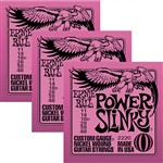 Ernie Ball 3220 Power Slinky 3 Set Triple Pack (11-48)