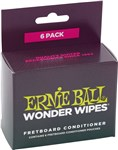 Ernie Ball 4276 Wonder Wipes Fretboard Conditioner