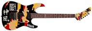 ESP LTD GL-200K (George Lynch Signature, Kamikaze Graphic)