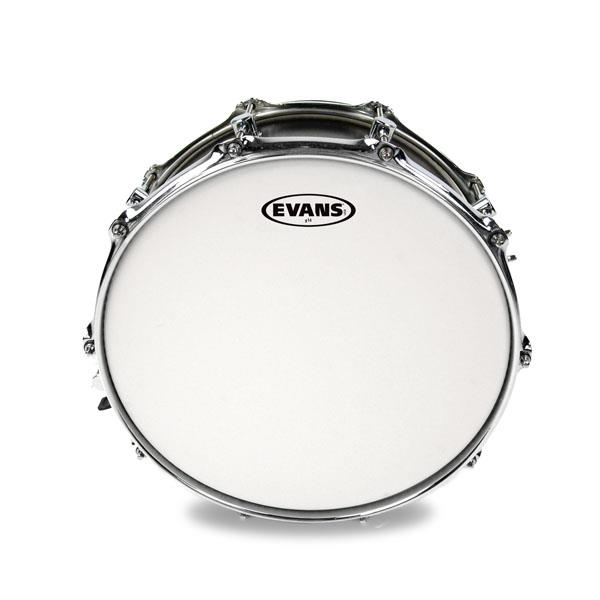 evans genera coated snare drum head 14in b14gen. Black Bedroom Furniture Sets. Home Design Ideas