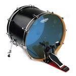 Hydraulic Blue Bass Drum head