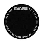 Evans Bass Drum EQ Patch 2 Pack (Single, Black) - EQPB1