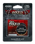 Inked by Evans Gift Card