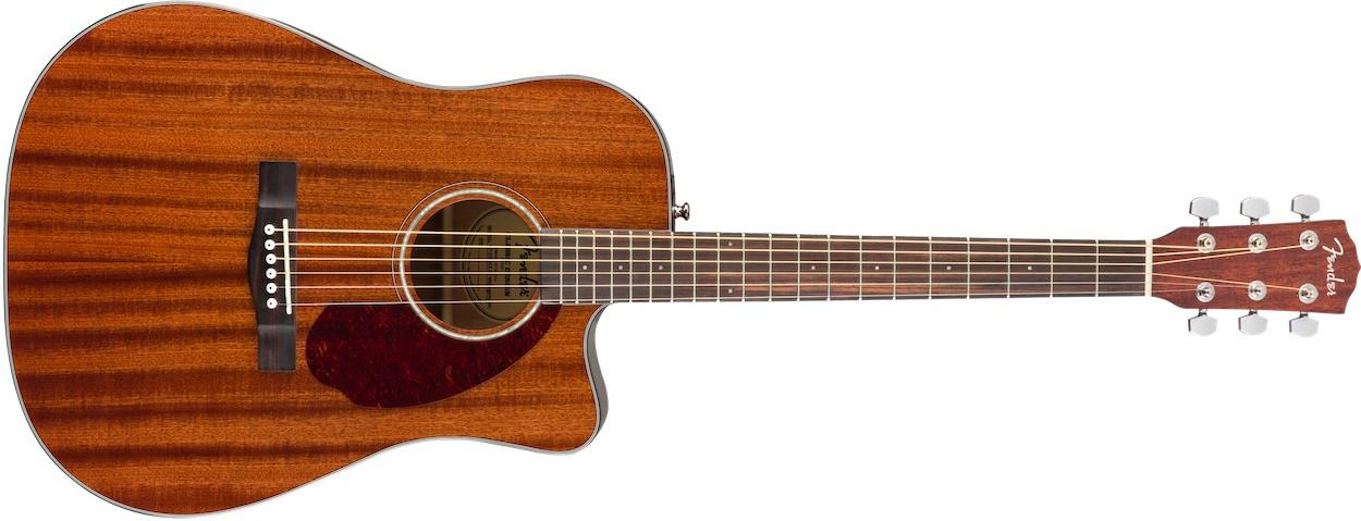 Fender 2017 CD-140SCE All Mahogany Main
