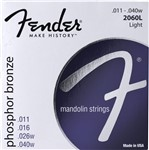 Fender 2060L Acoustic Mandolin Phosphor Bronze Strings 11-40