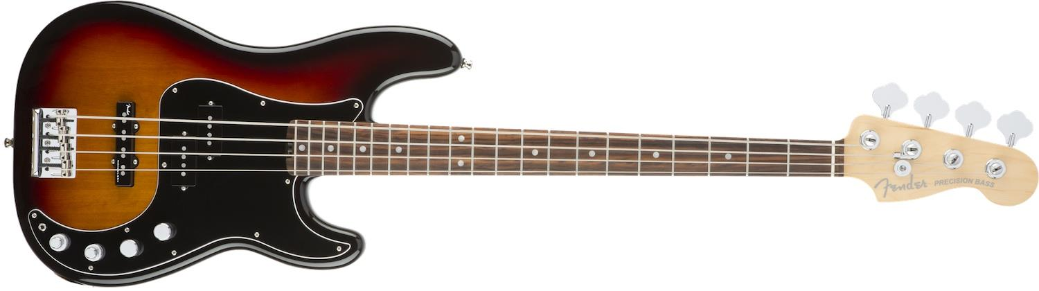 Fender American Elite Precision Bass Main