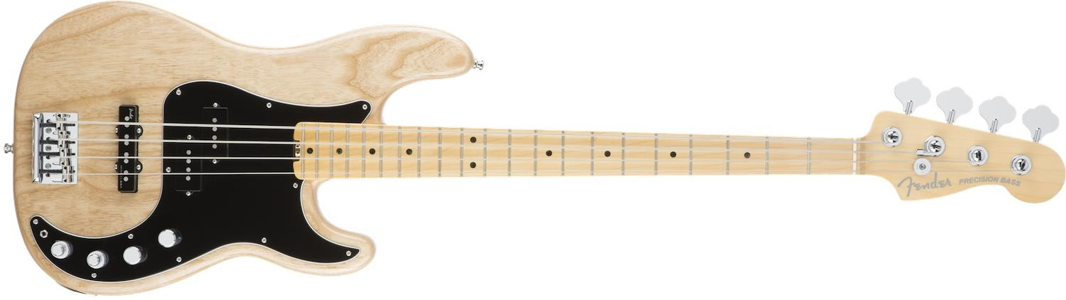 Fender American Elite Precision Bass Ash Main