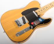 Fender American Elite Telecaster (Butterscotch Blonde, Ash, Maple)