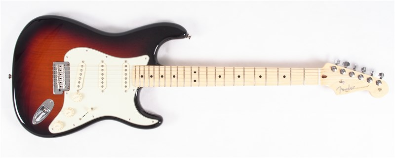 Fender American Pro Strat Maple 3CS 1