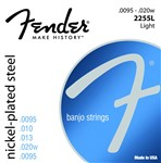 Fender 2255L Banjo Light Gauge Strings