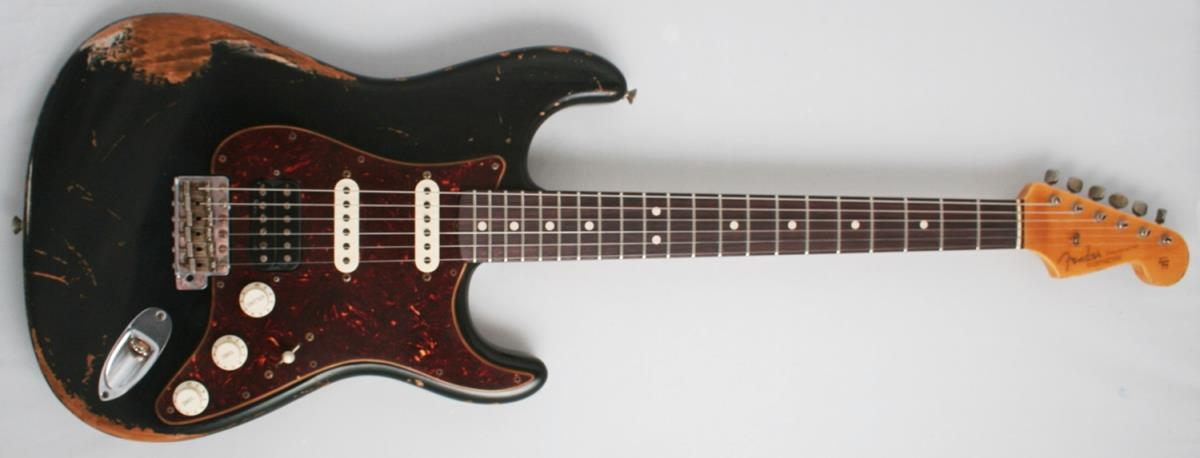 Fender Custom Shop Limited Edition 63 Stratocaster Heavy Relic