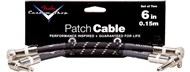 Fender Black Tweed Patch Cable, 2 Pack