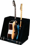 Fender Guitar Case Stand (3 Guitar, Black)
