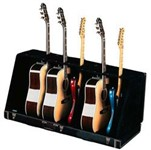 Fender Guitar Case Stand 7 Guitars, Black