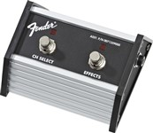Fender Footswitch, 2 Button, FM65DSP/Super-Champ XD, 1/4 Connector