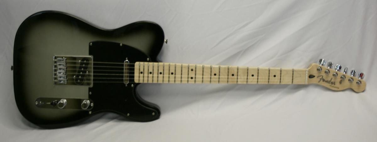 Fender FSR Standard Tele (Silverburst, Maple)