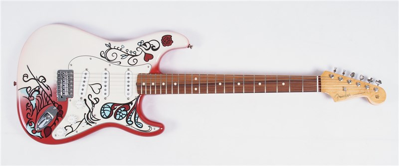 fender jimi hendrix monterey stratocaster gak. Black Bedroom Furniture Sets. Home Design Ideas