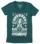 Fender Jukebox Est 1947 T-Shirt (M, Evergreen)