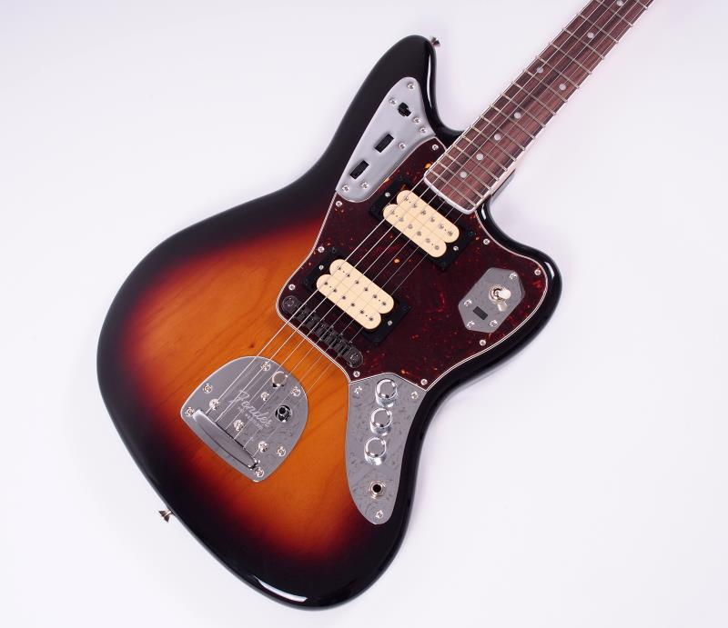 fender kurt cobain jaguar nos electric guitar gak. Black Bedroom Furniture Sets. Home Design Ideas