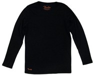 Fender Long Sleeve Thermal Shirt (Large)