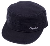 Fender Military Cap (S/M, Black)