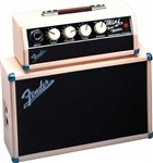 Fender Mini Tonemaster 1W Practice Amp, Tan/Brown