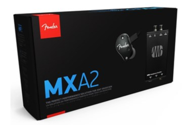 Fender MXA2 Bundle