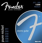 Fender Original 150M Pure Nickel Ball End Strings 11-49