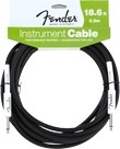 Fender Performance Series Instrument Cable (18.6ft 5.5M Black)