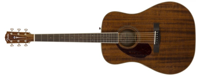 Fender PM-1 Dreadnought All Mahogany LH