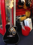 Fender Sonoran SCE Thinline (Ebony)