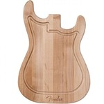 Fender Strat Cutting Board