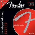 Fender Super 250 Nickel Plated Ball End Strings