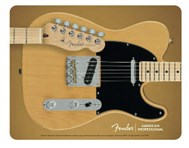 Fender Tele Body Mouse Pad