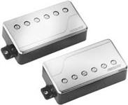 Fishman PRF-CHB-SN2 Fluence Classic Humbucker Set, Nickel